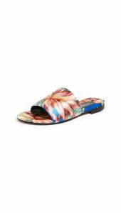 Avec Moderation Maui Open Toe Slide Sandals