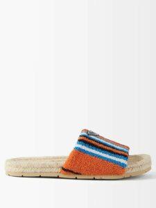 Racil - Agata Pussy Bow Cotton Shirt - Womens - Light Blue