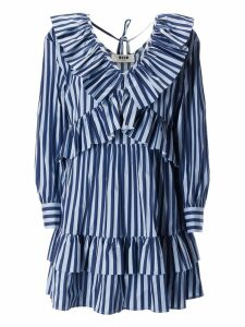 MSGM Pinstripe Dress