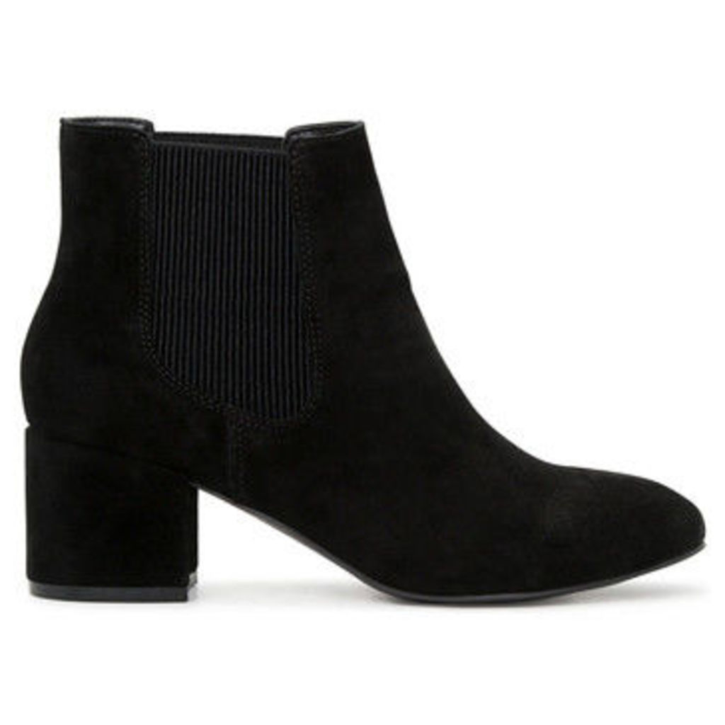 Rag   Co  Victoria  women's Low Ankle Boots in Black