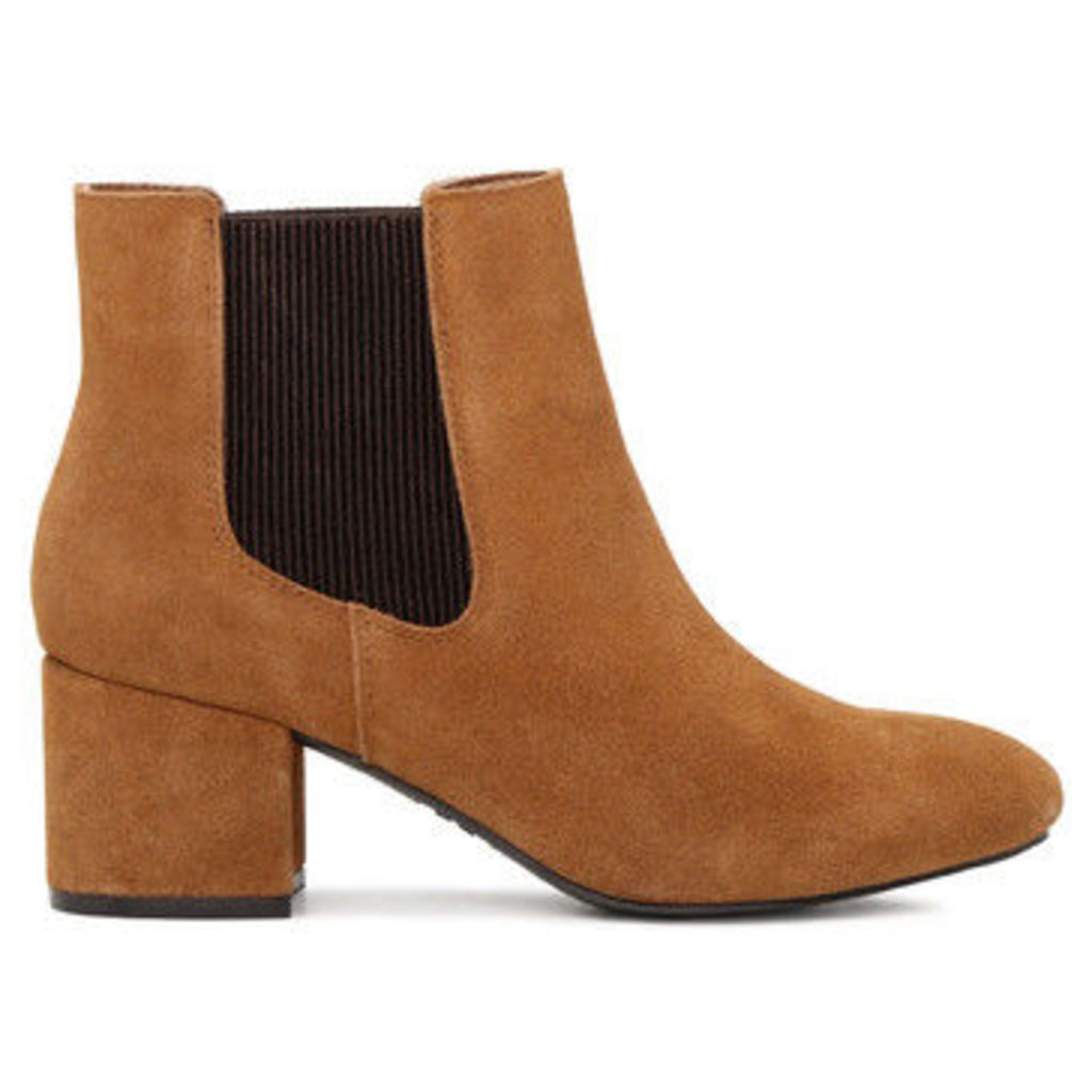 Rag   Co  Victoria  women's Low Ankle Boots in Orange