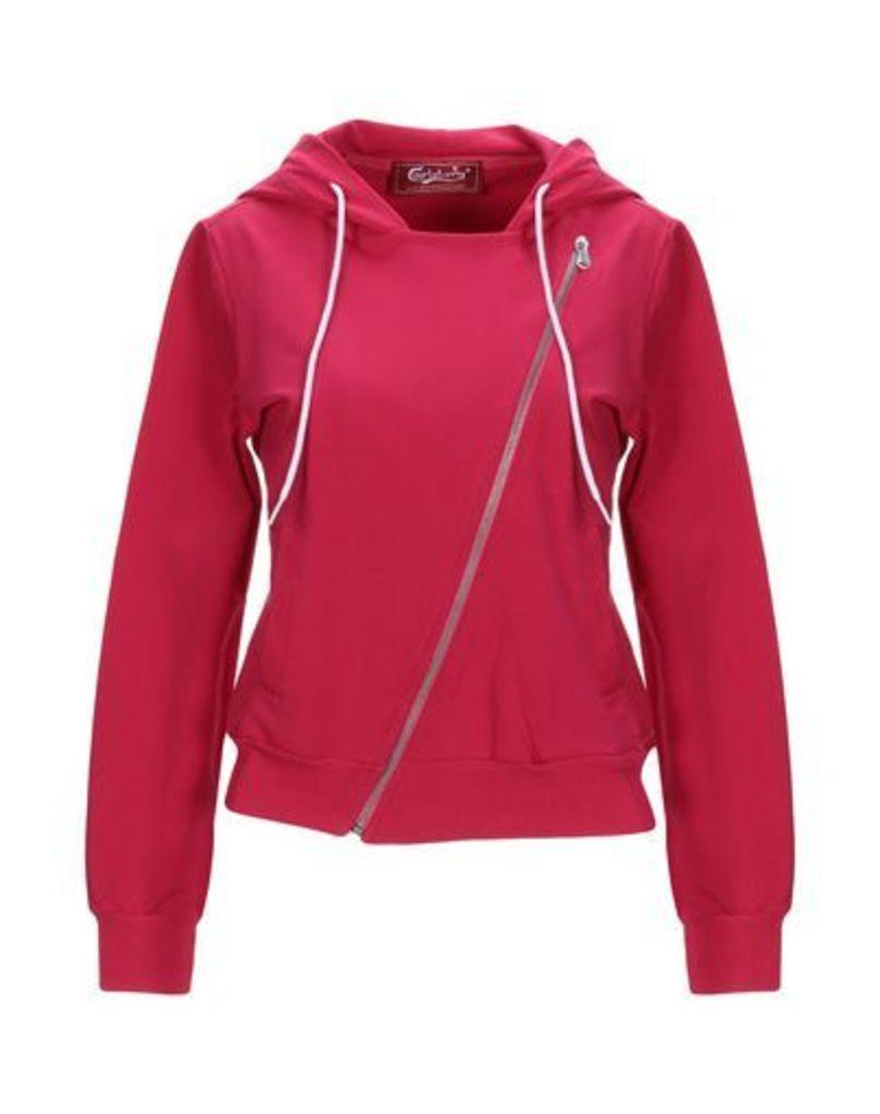 CARLSBERG TOPWEAR Sweatshirts Women on YOOX.COM