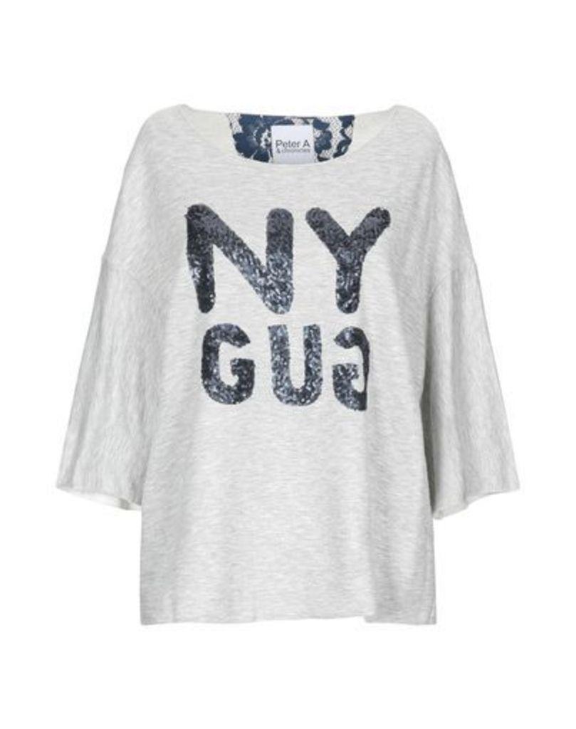 PETER A & CHRONICLES TOPWEAR T-shirts Women on YOOX.COM
