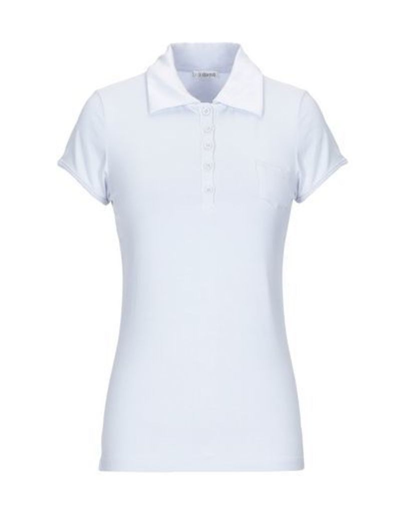 KEN BARRELL TOPWEAR Polo shirts Women on YOOX.COM