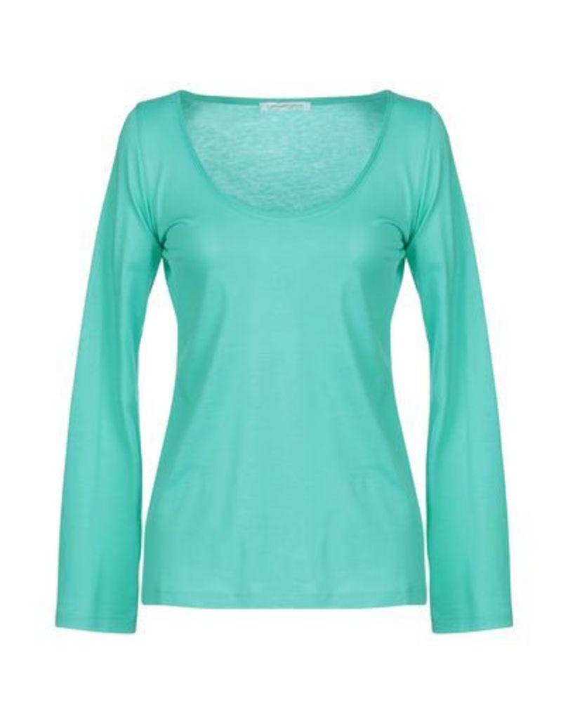 LAMBERTO LOSANI TOPWEAR T-shirts Women on YOOX.COM