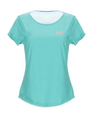 EA7 TOPWEAR T-shirts Women on YOOX.COM