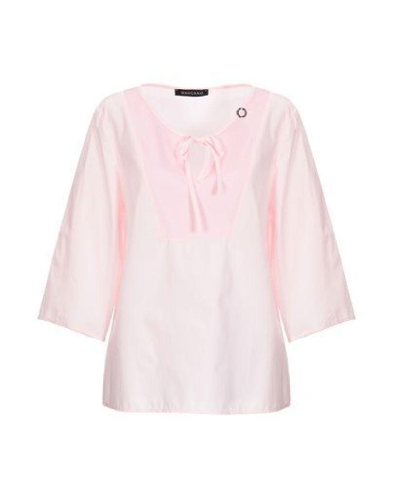 MANGANO SHIRTS Blouses Women on YOOX.COM