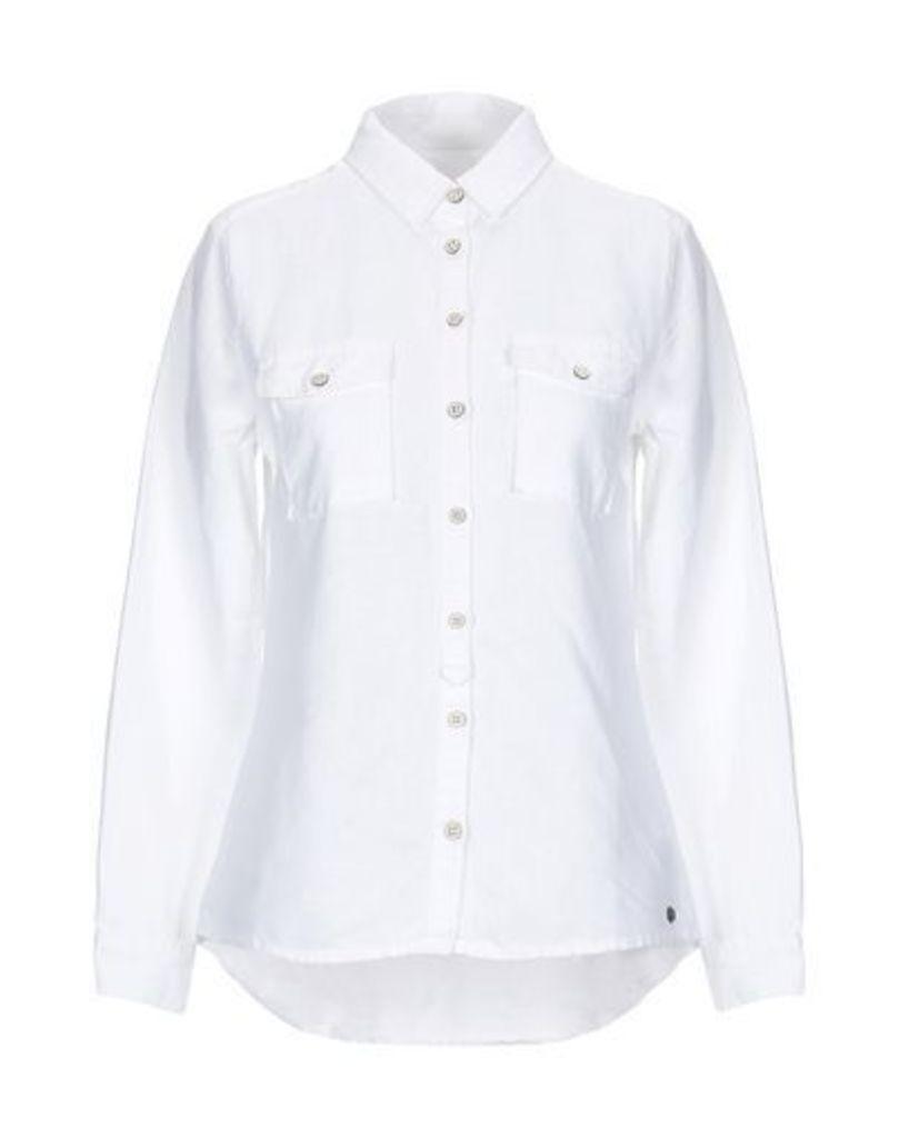 GARCIA JEANS SHIRTS Shirts Women on YOOX.COM