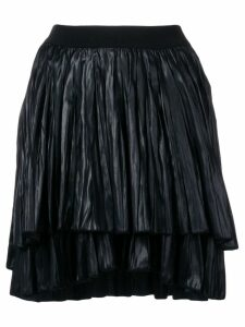 Isabel Marant elasticated skirt - Black