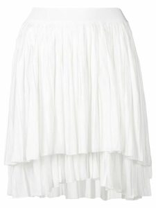 Isabel Marant elasticated skirt - White