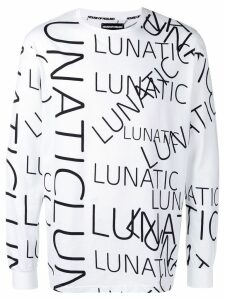 HOUSE OF HOLLAND Moon Club Lunatic top - White