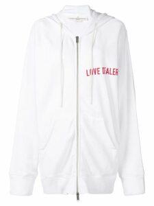 Golden Goose Love Dealer cardigan - White