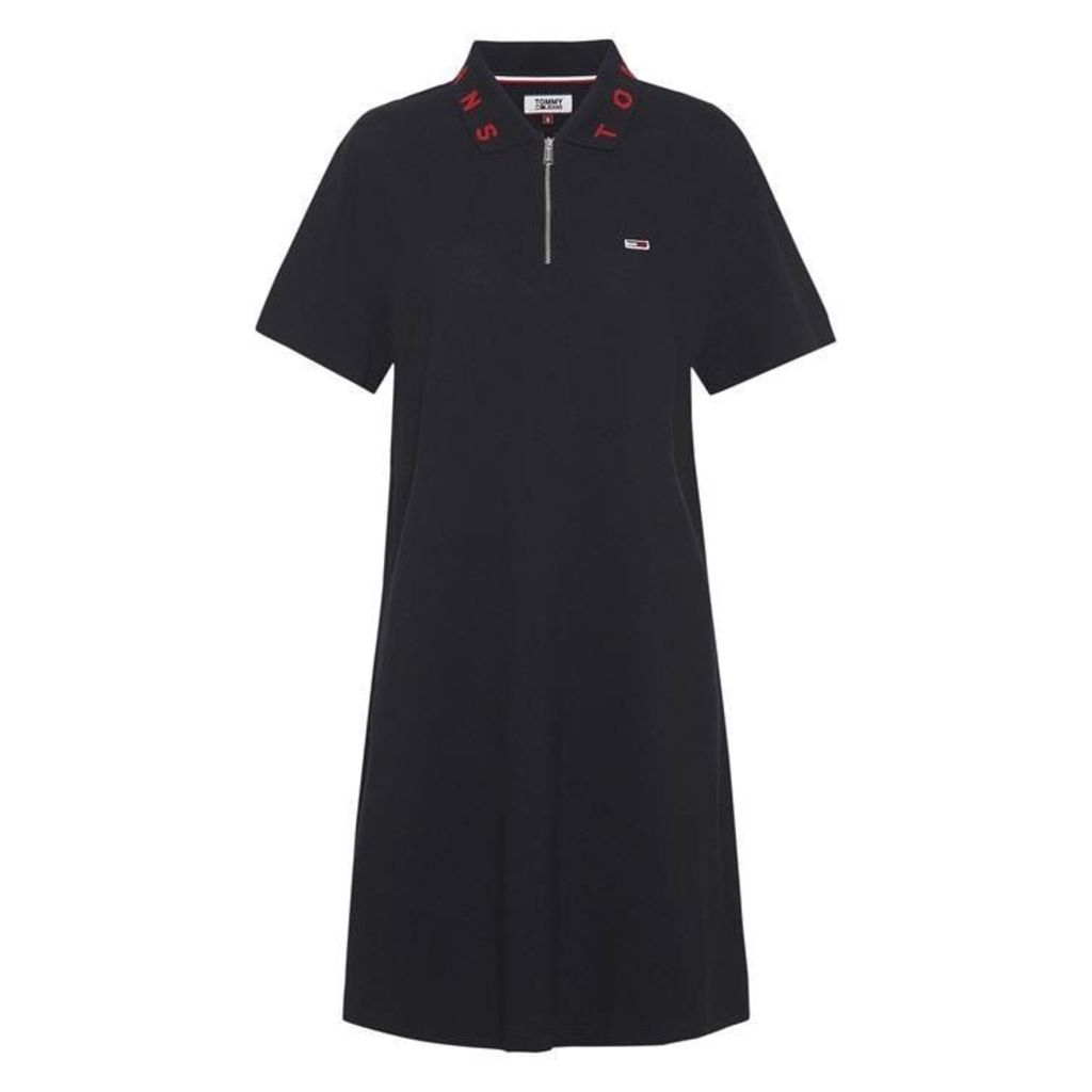 Tommy Jeans Collar Dress