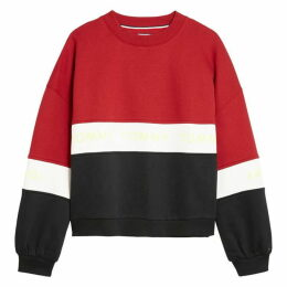 Tommy Jeans Tri Colour Sweatshirt
