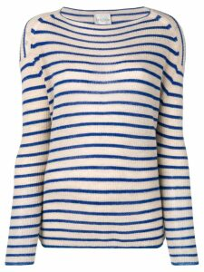 Forte Forte striped sweater - Blue