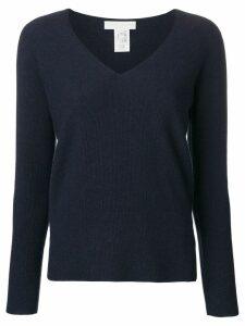 Fabiana Filippi knitted top - Blue