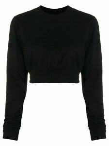 Rick Owens DRKSHDW long sleeved T-shirt - Black