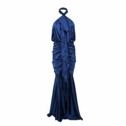 Alexandre Vauthier Ruffle Dress