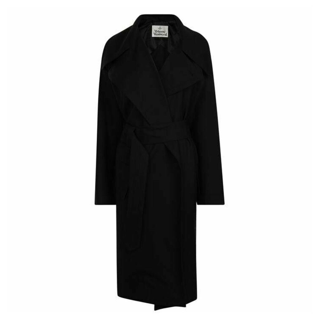 VIVIENNE WESTWOOD Wilma Wrap Jacket