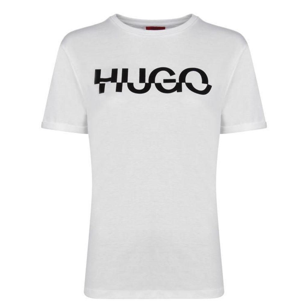 HUGO Denailisa T Shirt
