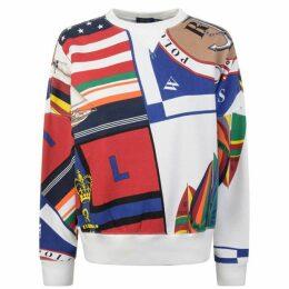 POLO RALPH LAUREN Multi Print Sweatshirt