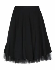 PATRIZIA PEPE SERA SKIRTS Knee length skirts Women on YOOX.COM