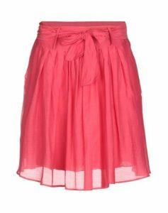 ARMANI JEANS SKIRTS Mini skirts Women on YOOX.COM