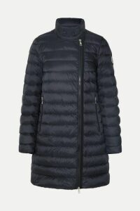Moncler - Quilted Shell Down Jacket - Navy