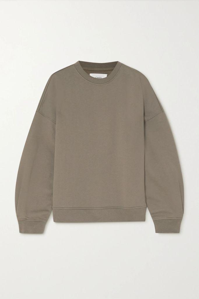 Alexander McQueen - Cutout Stretch-knit Midi Skirt - Black