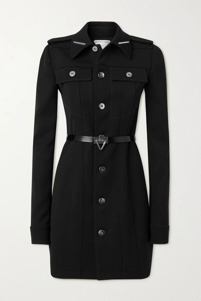Stella McCartney - Denim Midi Dress - Blue