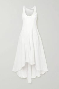 Brumal - Hooded Faux Fur-trimmed Shell Down Parka - Black