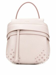 Tod's Wave backpack - Pink