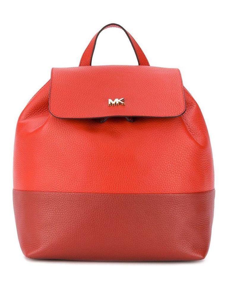 Michael Michael Kors drawstring backpack - Red