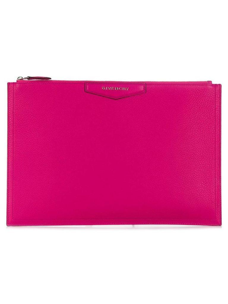 Givenchy Antigona clutch - Pink