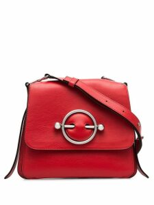 JW Anderson scarlet Disc bag - Red