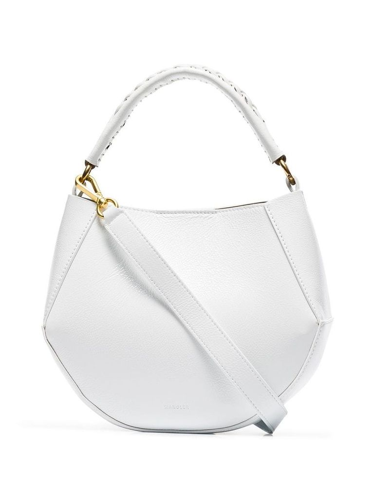 Wandler Corsa mini shoulder bag - White