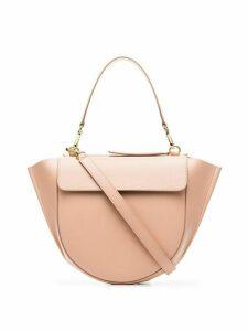Wandler pink Hortensia medium leather shoulder bag