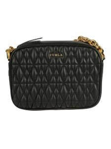 Furla Quilted Shoulder Bag