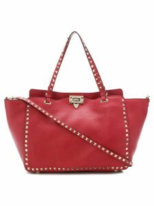 Valentino Rockstud tote bag - Red