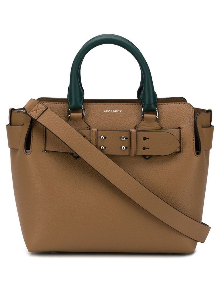 Burberry The Medium Tri-tone Belt bag - Brown