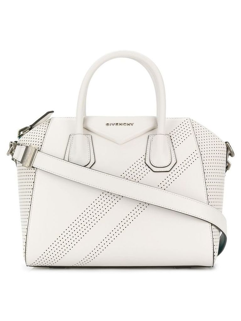 Givenchy small Antigona tote - White