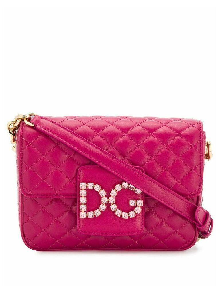 Dolce & Gabbana DG crossbody bag - Purple