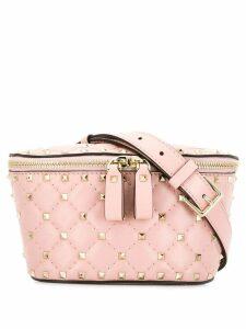 Valentino Valentino Garavani Rockstud Spike belt bag - Pink