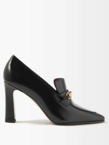Mes Demoiselles - Tropizienne Gingham Cotton Top - Womens - Blue White