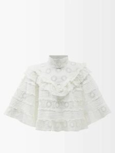 A.p.c. - Nicks Chambray Midi Dress - Womens - Denim