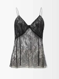 Valentino - Spring Garden Print Silk Midi Dress - Womens - Multi