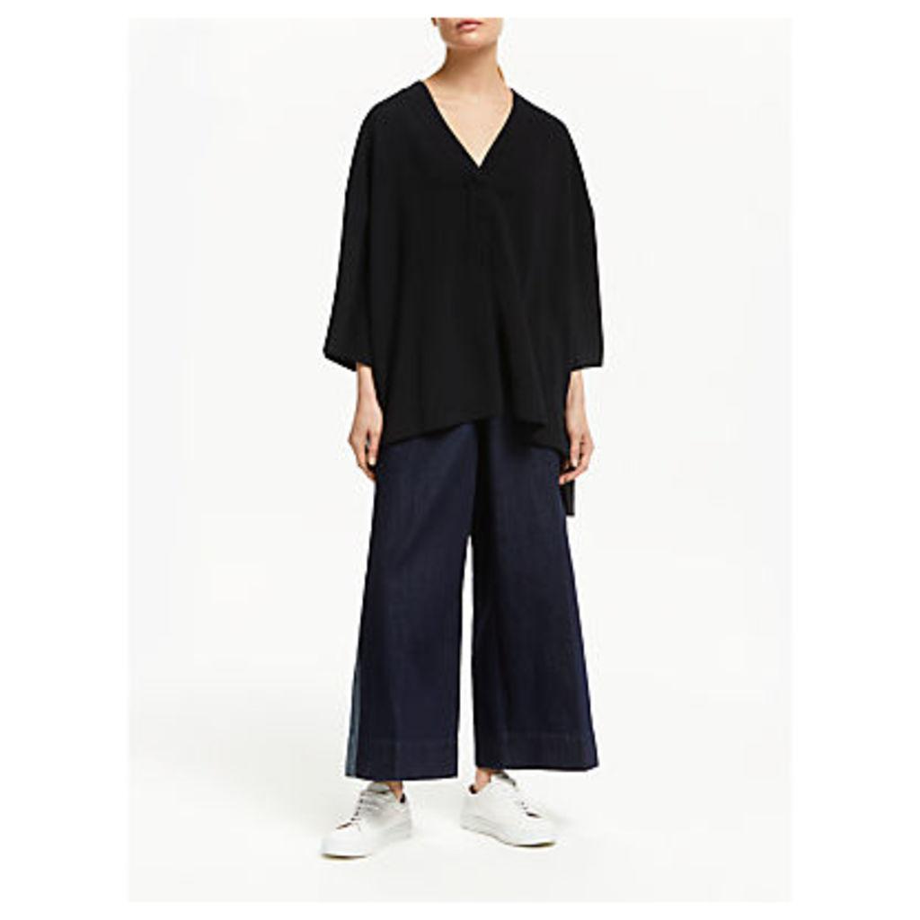 Kin Kimono Top, Black