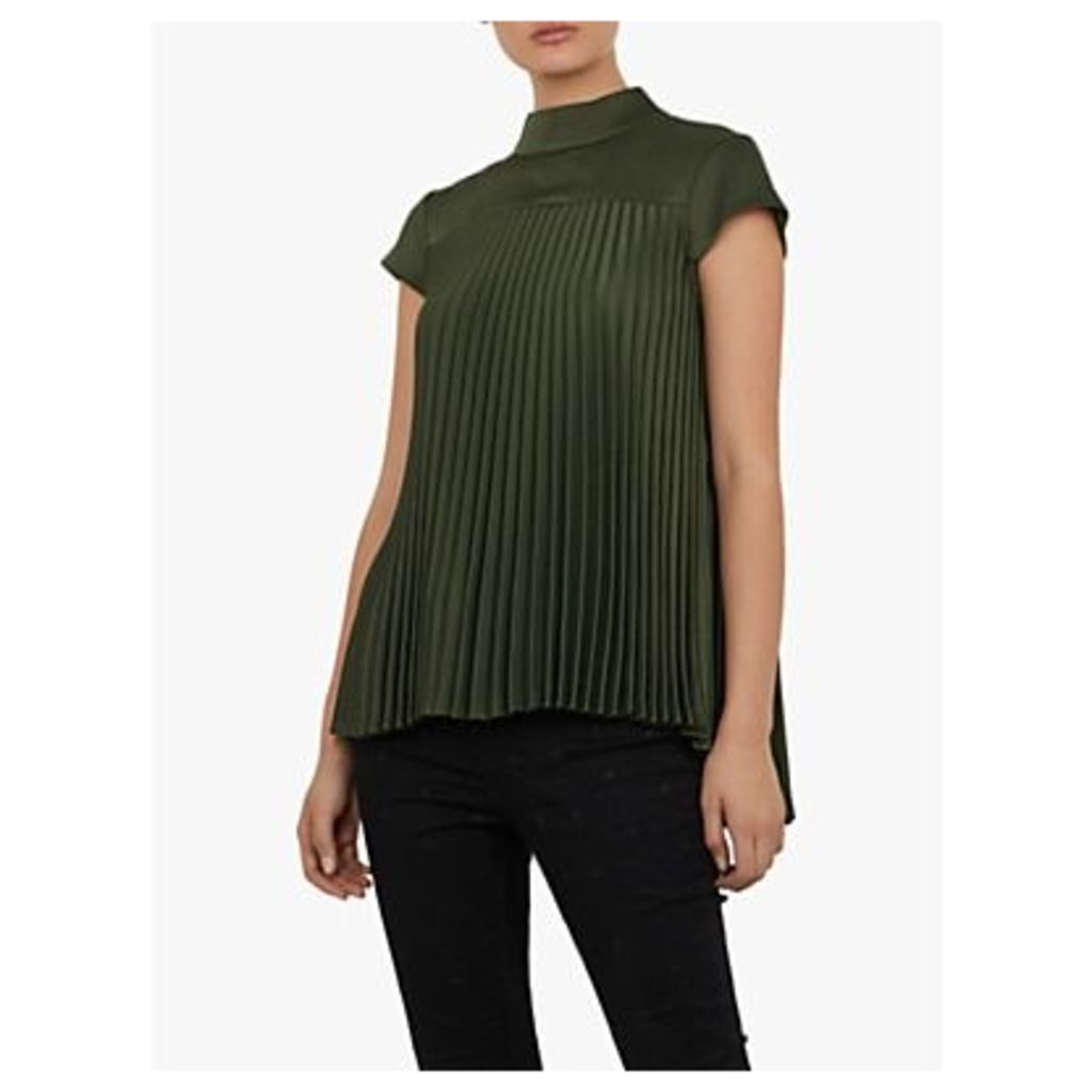 Ted Baker Laurra Pleated Top