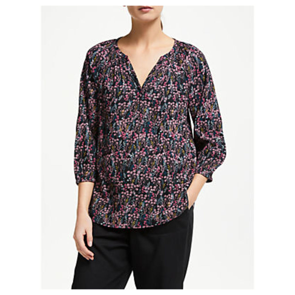 Collection WEEKEND by John Lewis Lavinia Dahlia Meadows Blouse, Multi