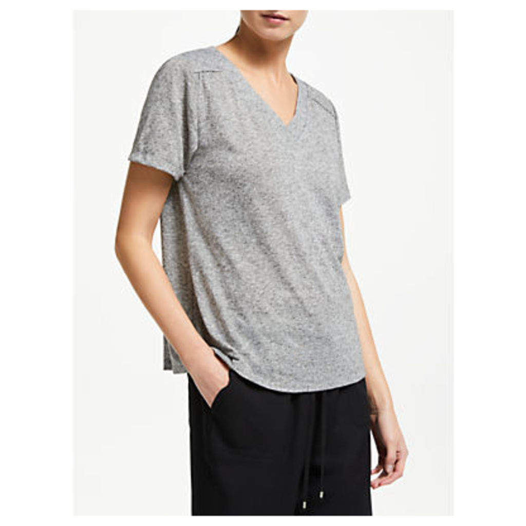 Collection WEEKEND by John Lewis V-Neck Jersey Smock T-Shirt